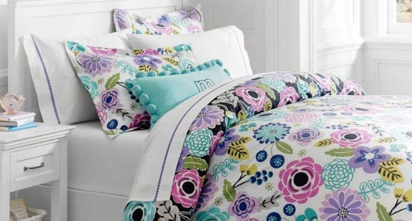 Abby Floral Duvet Cover Sham Covers