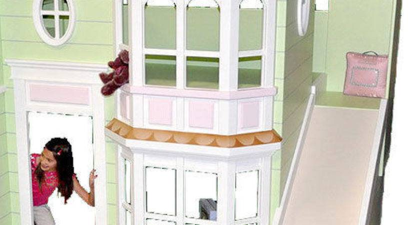 Abigail Victorian Bunk Bed Playhouse Posh Tots Epic