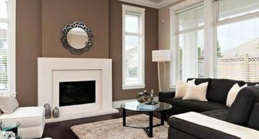 Accent Wall Living Room Ideas Peenmedia