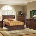 Acme Furniture Hennessy Brown Cherry Piece Queen