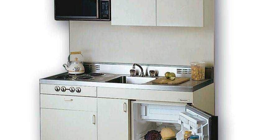 Acme Roe Compact Kitchen Stainless Steel