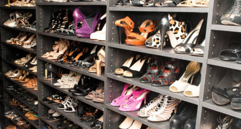 Addicted Shoes Shoe Storage Tips Big Collections