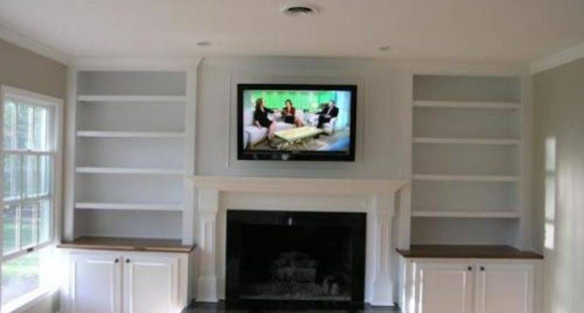 Adorable Ideas Mounting Over Fireplace Home