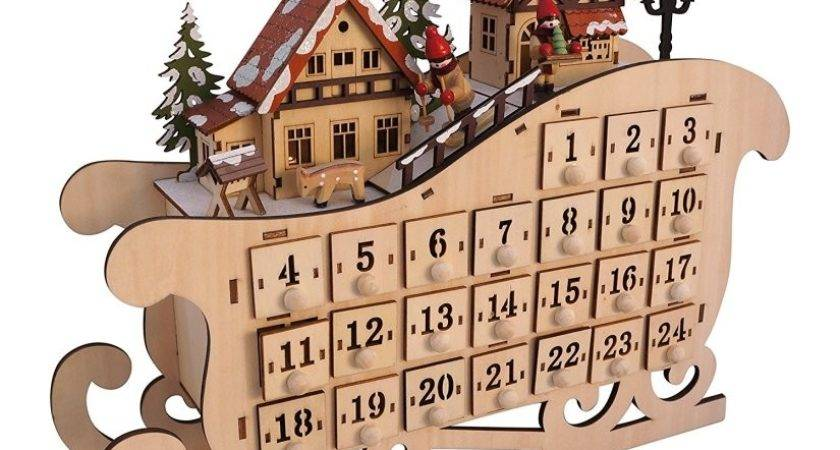 Adult Advent Calendar Katinka Christmas