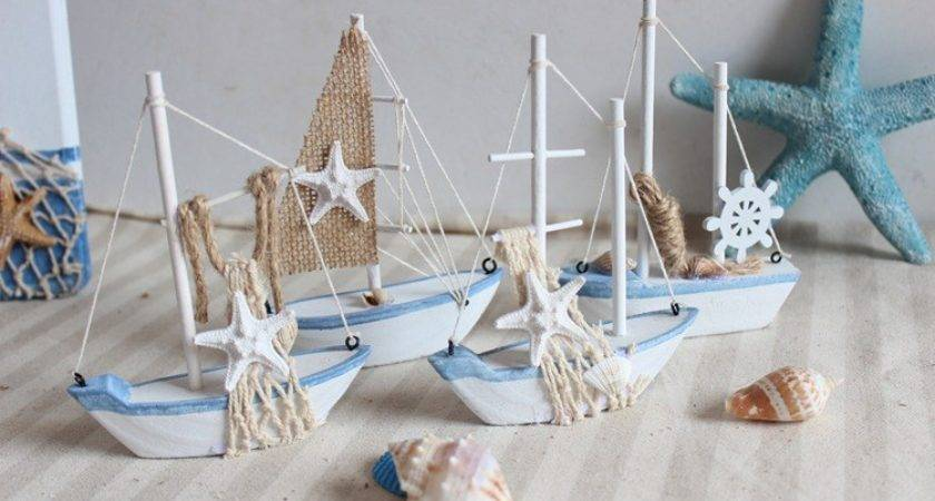 Aliexpress Buy Mini Wooden Sailing Home