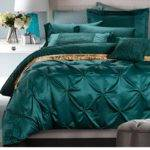 Aliexpress Buy Silk Satin Jacquard Bed Linen Bedding