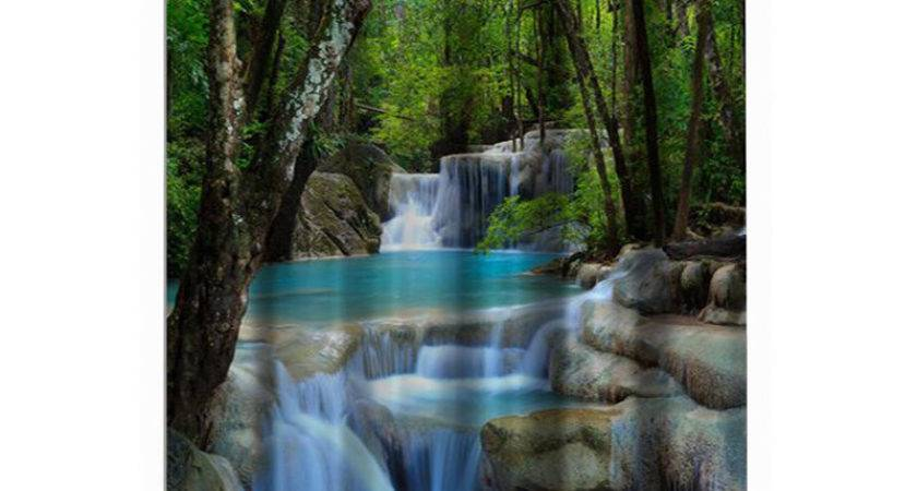 Aliexpress Buy Waterfall Scenery
