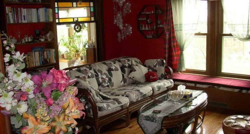 All Design News Southwestern Decorating Ideas Red