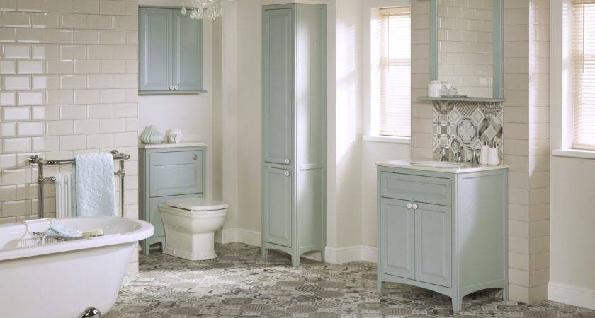 All Style Period Bathroom Furniture Captured