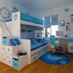 Alluring Beautiful Childrens Rooms Ideas Displaying Orange