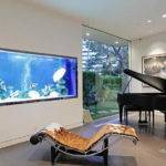 Amazing Built Aquariums Interior Design