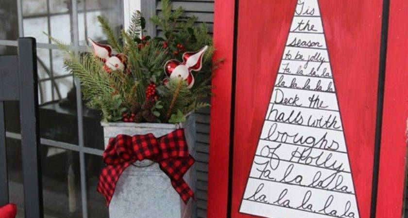 Amazing Diy Outdoor Christmas Decorations Budget
