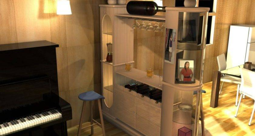 Amazing Mini Bar Ideas Small Spaces Your Home