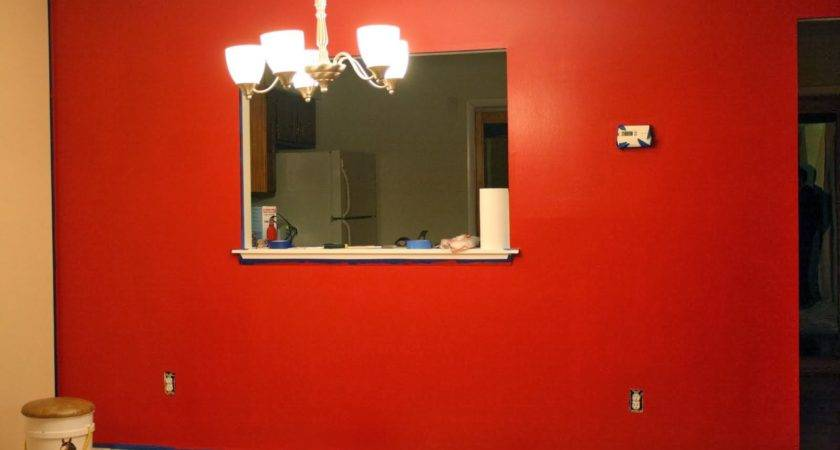 Amazing Red Wall Paint Ideas Top Imageries Homes