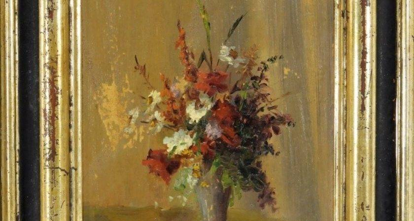 American Country Primitive Still Life Paintings