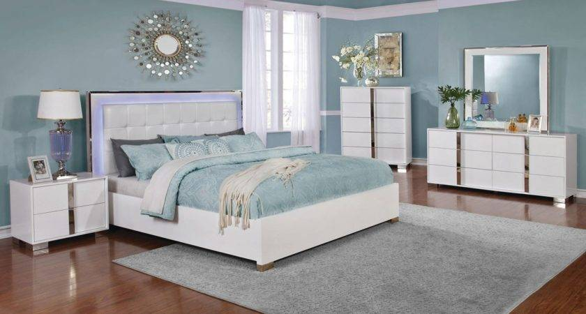 Ametta Italian Modern Bedroom Furniture