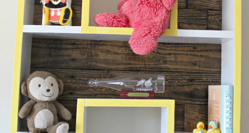 Ana White Letter Shelf Diy Projects
