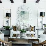 Animal Print Decorations Living Room Modern Home