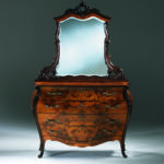 Antique Italian Classic Furniture Nightstand