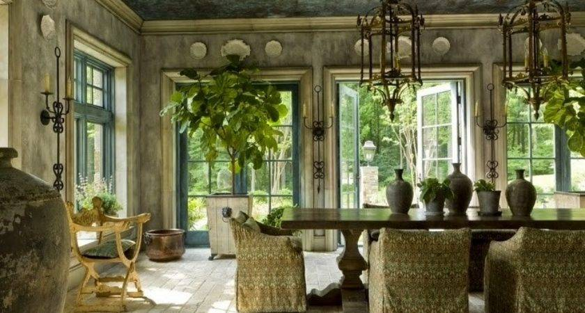Antique Wall Paint Ideas
