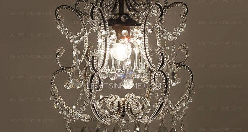 Antique Wrought Iron Pendant Cheap Crystal Chandeliers