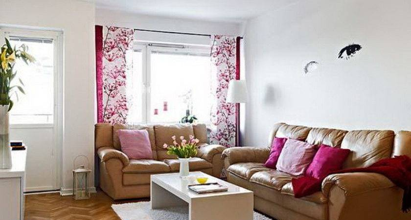 Apartment Decorate Small Living Room