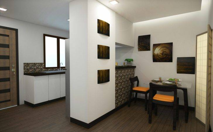 Apartment Est Interior Design Spaces Philippines