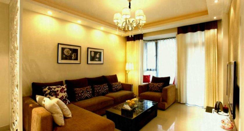 Apartment Interior Design India Living Room Designs Indian