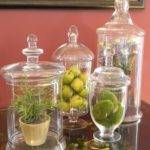 Apothecary Jars Put Them Bungalow Home