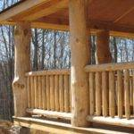Appalachian Log Homes Asheville Handcrafted Heavy