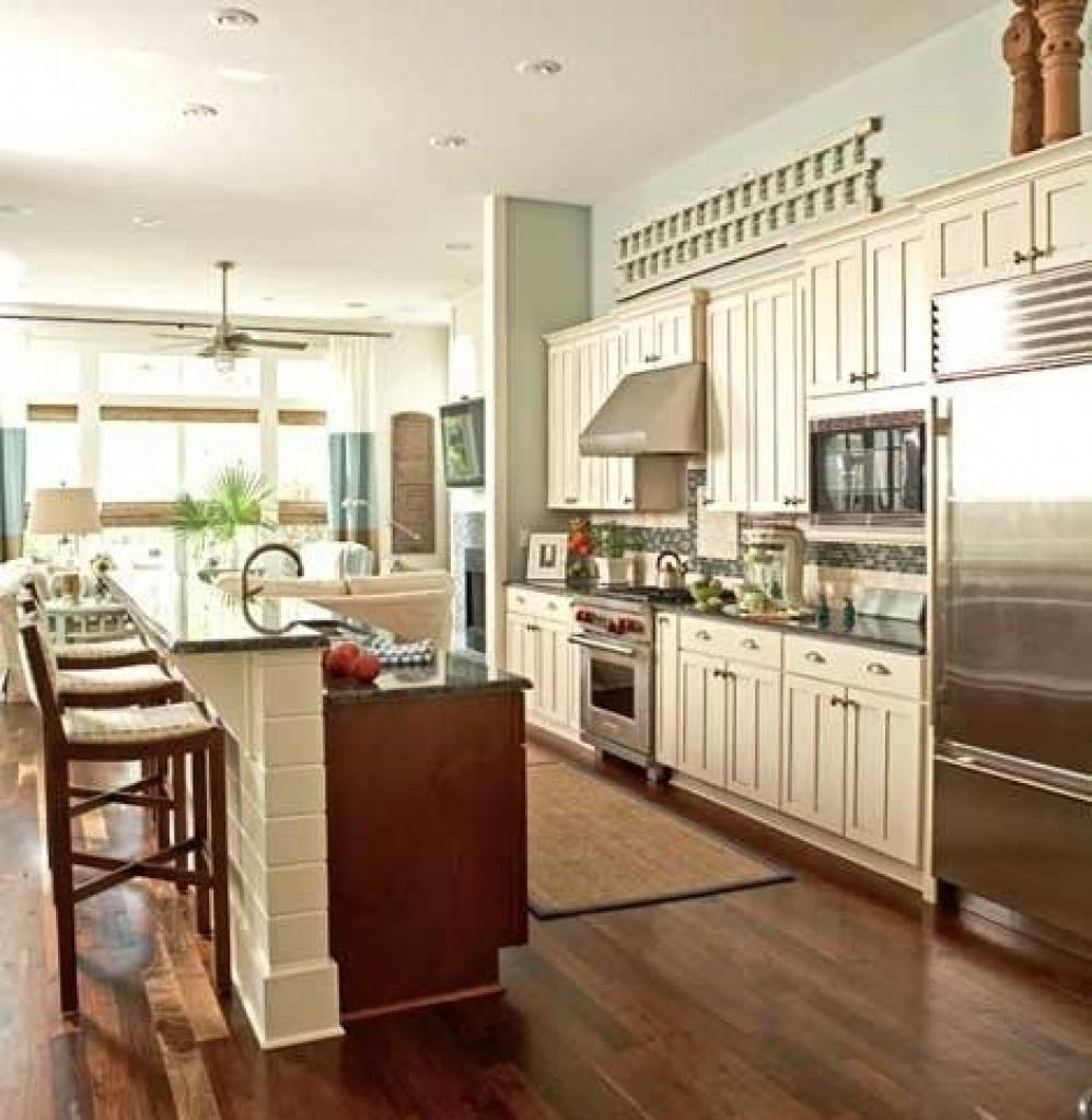 Appealing Galley Kitchen Designs Island Ideas Homes Decor