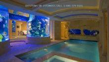 Aquarium Pool Old Westbury Manhattan Indoor Luxury