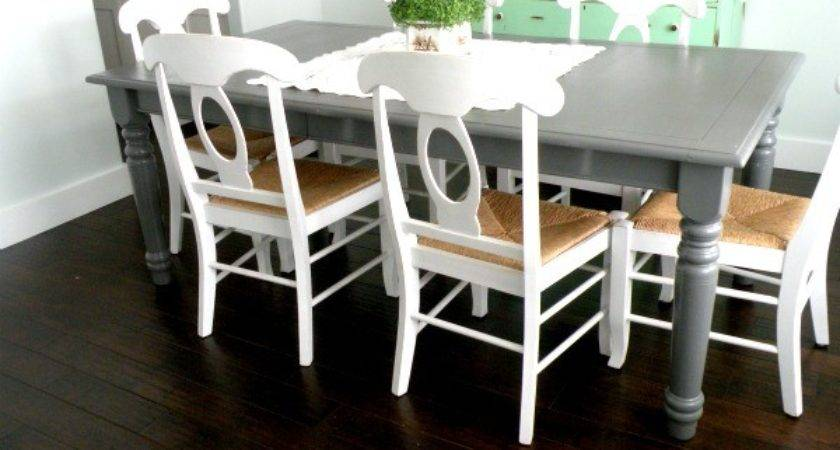 Aristocrafty Painted Tables