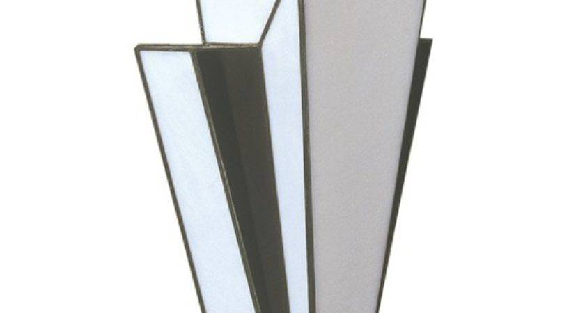 Art Deco Style Wall Lights One Best Product