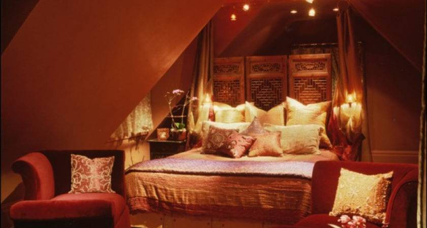 Asian Bed Room Design Ideas