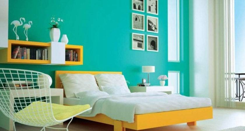 Colour Combinations For Walls Ideas