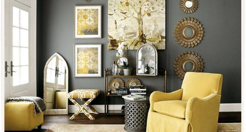 18 Pictures Living Room Gray And Yellow Homes Decor