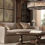 Attractive Restoration Hardware Living Room Ideas
