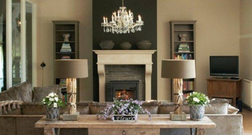 Auction Decorating Console Tables Anywhere