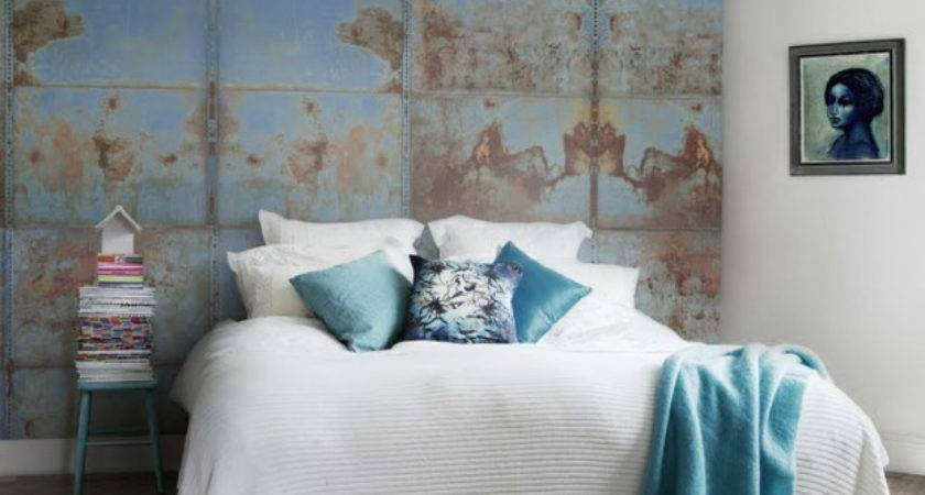 Awesome Bedroom Accent Wall Color Decorating Ideas