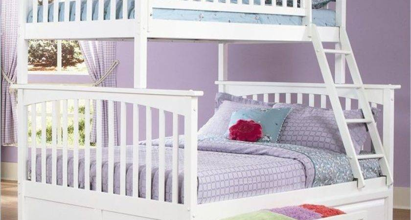 Awesome Girls Bunk Beds Twin Over Best