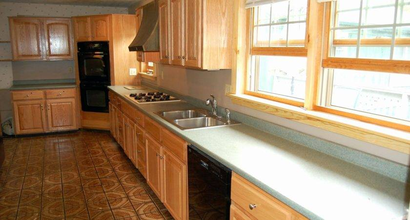 Awesome Hickory Kitchen Cabinets Ideas