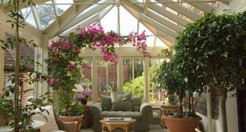 Awesome Indoor Patio Ideas