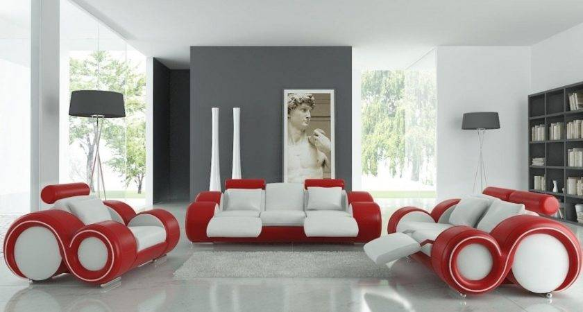 Awesome Red Living Room Ideas Grey