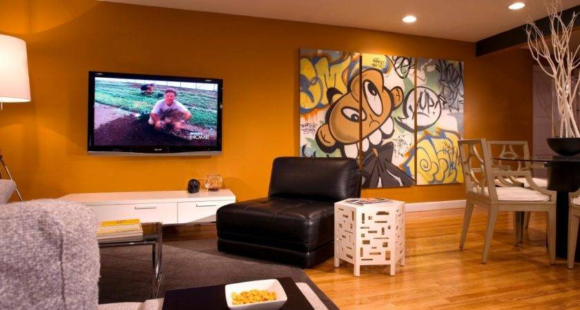Awesome Wall Art Bachelor Pad Denver Broncos