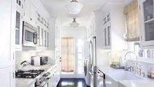 Awesome White Galley Kitchen Design Ideas Your