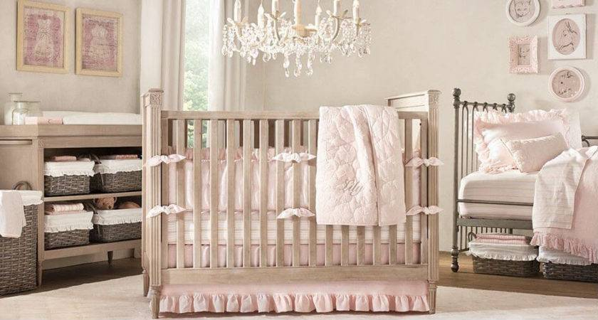 Baby Girl Nursery Ideas Themes Designs
