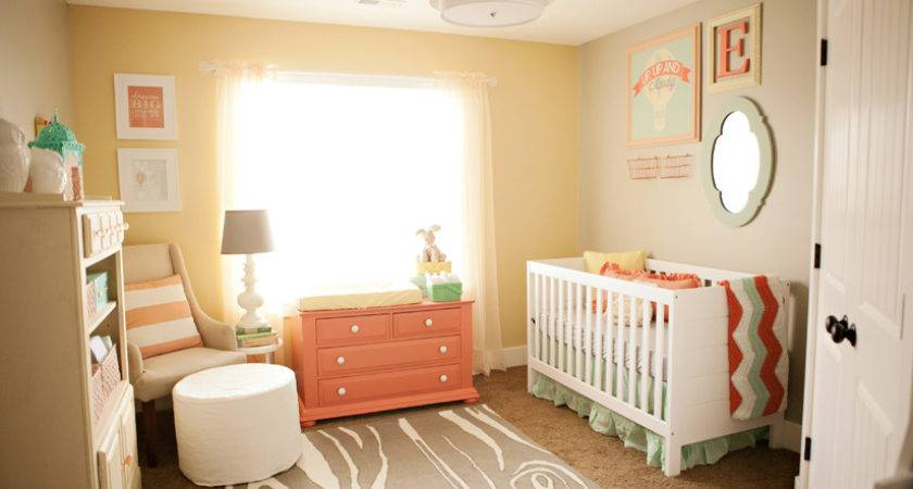 Baby Girl Nursery Lindsey Orton Photography