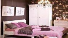Baby Nursery Girl Bedroom Pink Brown