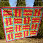 Baby Quilt Bugs